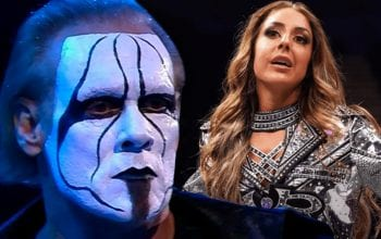 Britt Baker Says She Will Be Best Friends With Sting In AEW