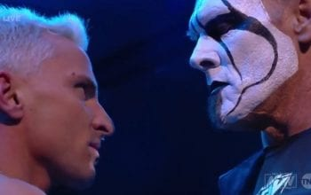 How AEW Pulled Off Sting Surprise Debut During Dynamite This Week