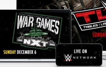 WWE Offering NXT WarGames For $0.99