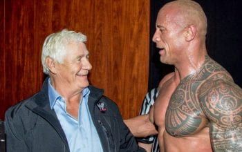 The Rock Reveals That He Owes His WWE Career To Pat Patterson