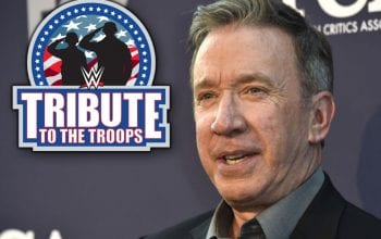 Tim Allen & More Celebrities Confirmed For WWE Tribute To The Troops — FULL CARD