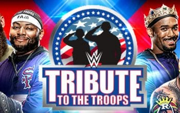 Superstars Advertised For 2020 WWE Tribute To The Troops