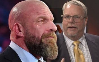 Triple H Filling In For Bruce Prichard At WWE RAW This Week Was Considered 'A Breath Of Fresh Air'