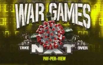 Note On Positive COVID-19 Test In WWE NXT Affecting WarGames