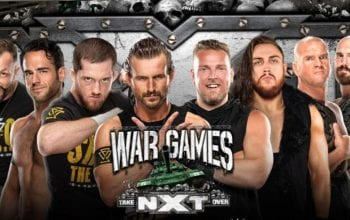 Betting Odds For Men's Match At WWE NXT TakeOver: WarGames Revealed