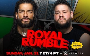 Betting Odds For Roman Reigns vs Kevin Owens At WWE Royal Rumble Revealed