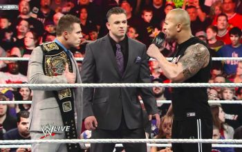The Rock Reignited The Miz's Passion For Pro Wrestling