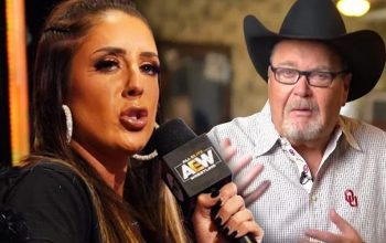 Britt Baker Blames Jim Ross For Not Getting Her Over As A Babyface