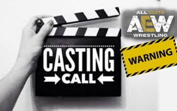 AEW Sends Warning To Fans About Fake Casting Call