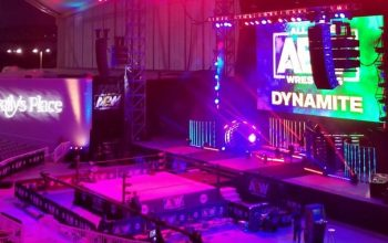 AEW Is Staying In Jacksonville For The 'Indefinite Future'