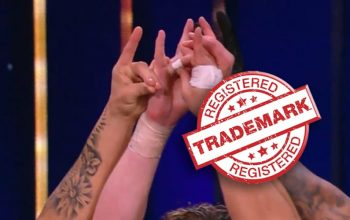 AEW Files Trademark For 'Too Sweet'