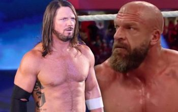 "AJ Styles Says Triple H Advised Him To ""Slow Down"" During First WWE Run"