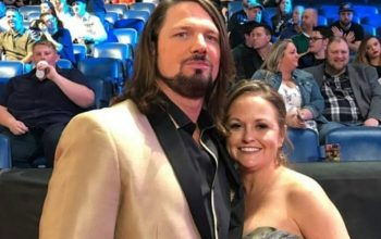 AJ Styles Reveals Why He Rejected WWE So His Wife Could Pursue Her Dream