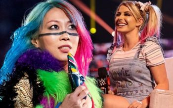 Alexa Bliss Says It's 'Cute' That Asuka Isn't Scared Of Her