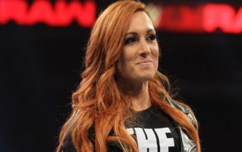 WWE Creative Prepared For Becky Lynch's WrestleMania Return