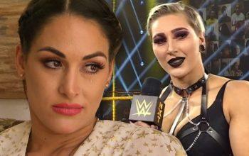 Brie Bella Bummed Rhea Ripley Isn't On WWE Main Roster