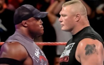 Bobby Lashley Says Brock Lesnar Will Have To Work His Way Back Up To A Title Shot