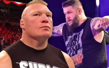 Paul Heyman Denied Kevin Owens' Requests For Brock Lesnar Match