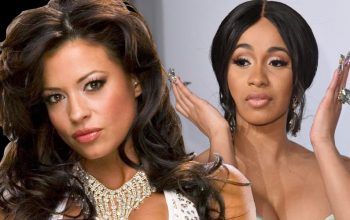 Candice Michelle Says Cardi B Makes A Great WWE Heel Because 'People Love To Hate Her'