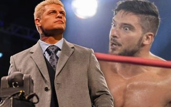 Cody Rhodes Has Interesting Response To Question About AEW Signing Ethan Page