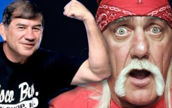 Hulk Hogan Was Punched In The Crotch By Gerald Brisco's Son Wes