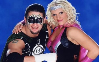 Hurricane Helms Says He Had A Crush On Molly Holly