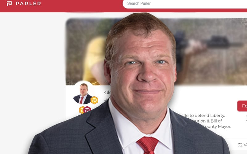 Kane Tells Fans To Follow Him On Parler - Lovebylife