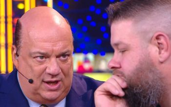 Paul Heyman Congratulates Kevin Owens For Outsmarting Them