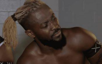 When Kofi Kingston Knew He Was Injured
