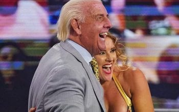 Lacey Evans Says She Is Going To Marry Ric Flair