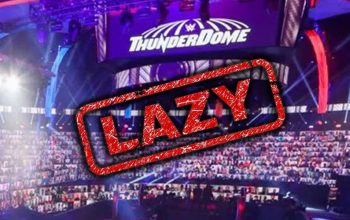Ex WWE Writer Calls Out ThunderDome For Being 'Lazy'
