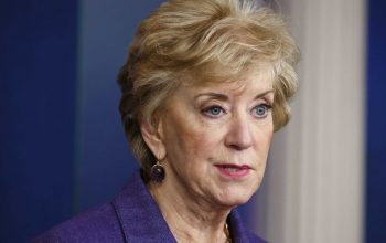 Linda McMahon Could Be Gearing Up For US Presidential Run