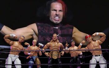 Matt Hardy's First AEW Action Figure Confirmed In Series 4