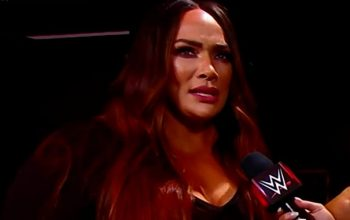 How WWE Covered For Nia Jax Botching Her Lines On RAW
