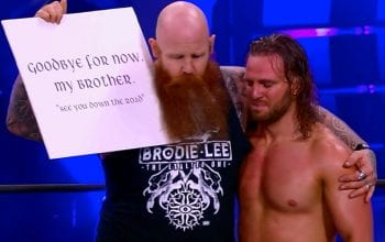 Who Suggested AEW Bring In Erick Redbeard (Rowan) For Brodie Lee Celebration Of Life