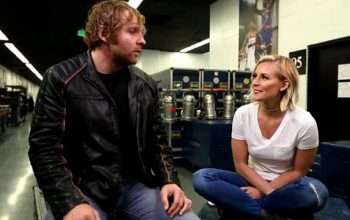 How Jon Moxley's WWE Exit Made Things Easier For Renee Paquette
