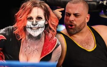 Rosemary Wants Match With Eddie Kingston In AEW & Impact Wrestling Crossover
