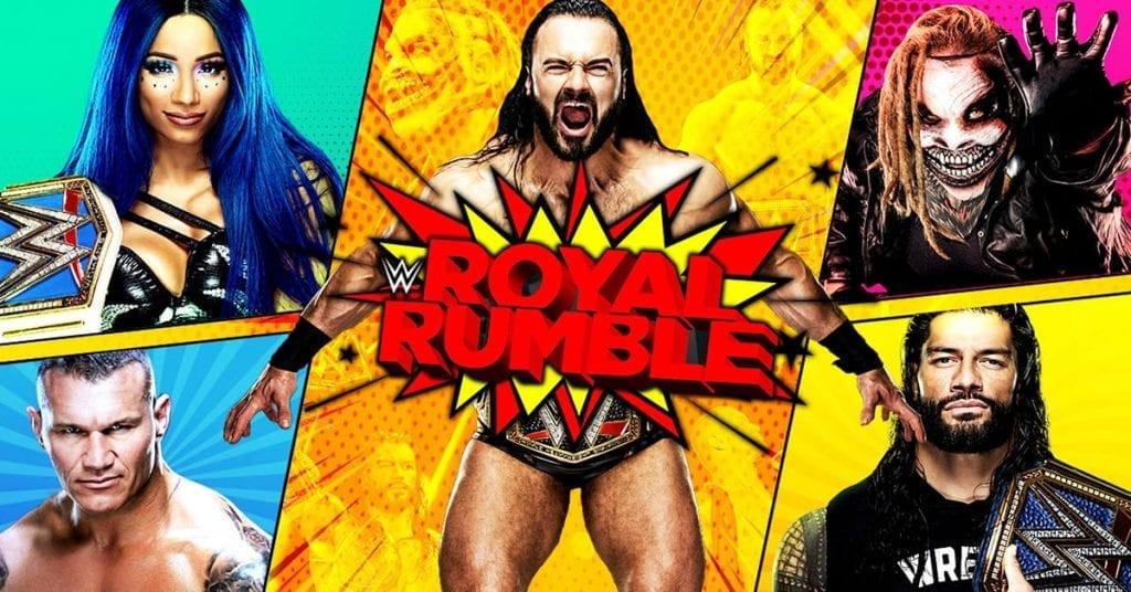 royal rumble 2021