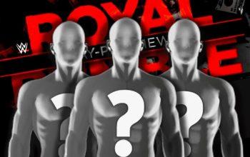 Updated WWE Royal Rumble Card