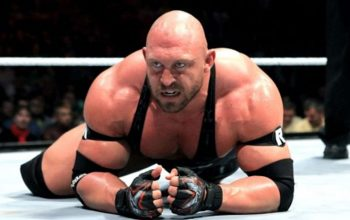Ryback Reacts To Fan Calling Him 'Cryback' Over Mark Henry Beef
