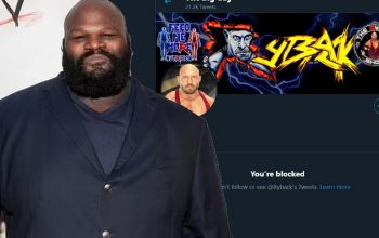 Ryback Says He Blocked Mark Henry While Claiming He's 'A Paid Puppet'