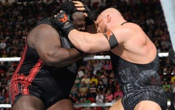 Ryback Claims WWE Producer Called Mark Henry A 'Fat Piece Of Sh*t' Before WrestleMania Match