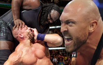 Ryback Drags John Cena Into Beef With Mark Henry