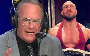 Jim Cornette Verbally Eviscerates Ryback Over Saying Championship Title Are Props