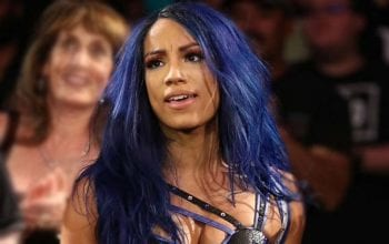 Sasha Banks Reveals Her Mother Didn't Want Her To Become A Pro Wrestler