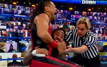 Shinsuke Nakamura Turns Babyface On WWE SmackDown