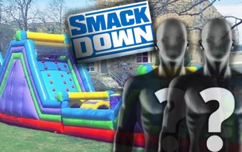 WWE Books Obstacle Course Segment For SmackDown Next Week