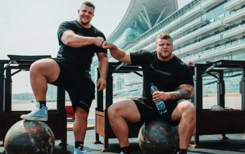 WWE In Talks With Brothers From Strongman Competition Circuit