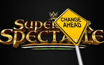 WWE Forced To Make Last Minute Change Before Superstar Spectacle