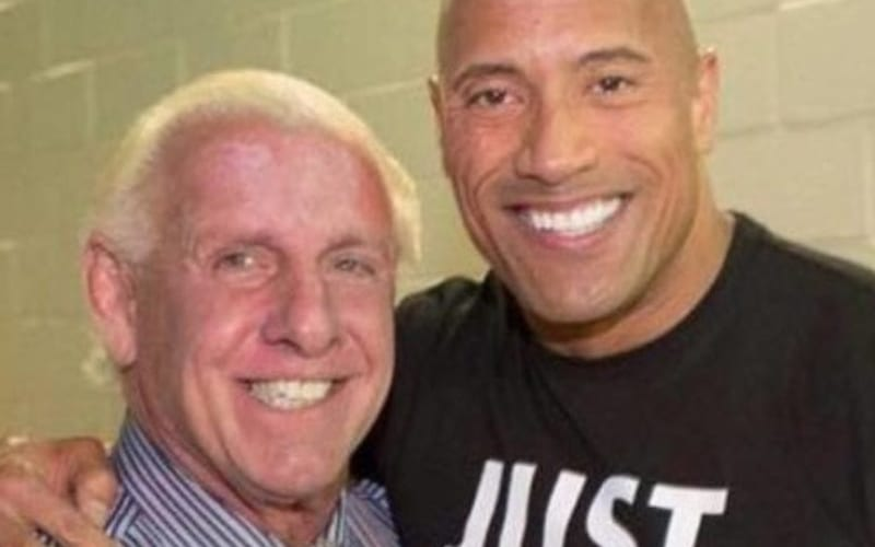 the-rock-ric-flair